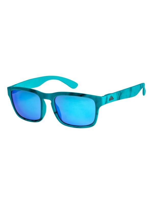 0 Stanford - Lunettes de soleil pour Homme Bleu EQYEY03065 Quiksilver
