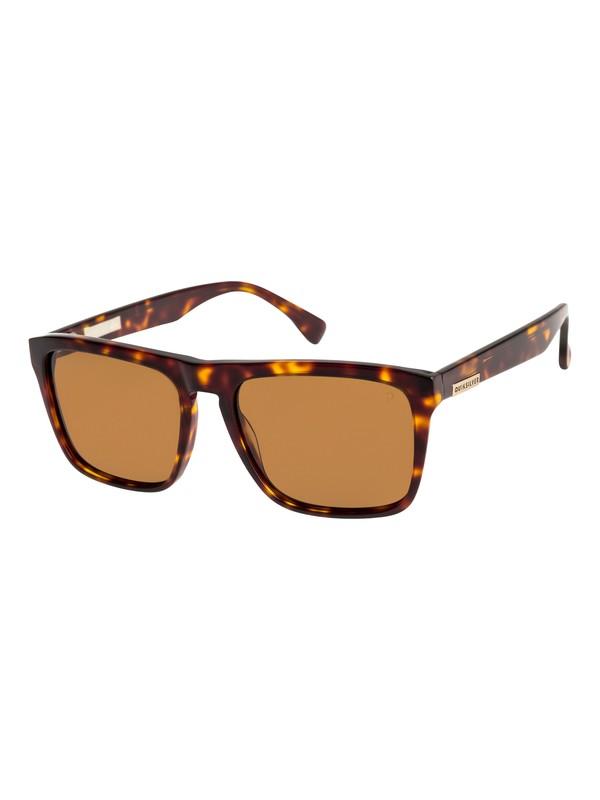 0 Ferris Slim Polarised - Sunglasses for Men Grey EQYEY03091 Quiksilver