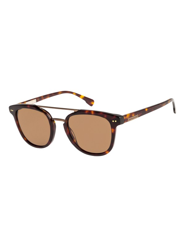 0 Baltimore - Sunglasses for Men Brown EQYEY03098 Quiksilver