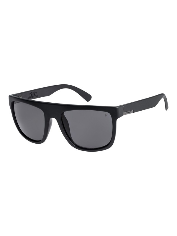 0 Bratstyle Polarised Sunglasses Grey EQYEY03099 Quiksilver