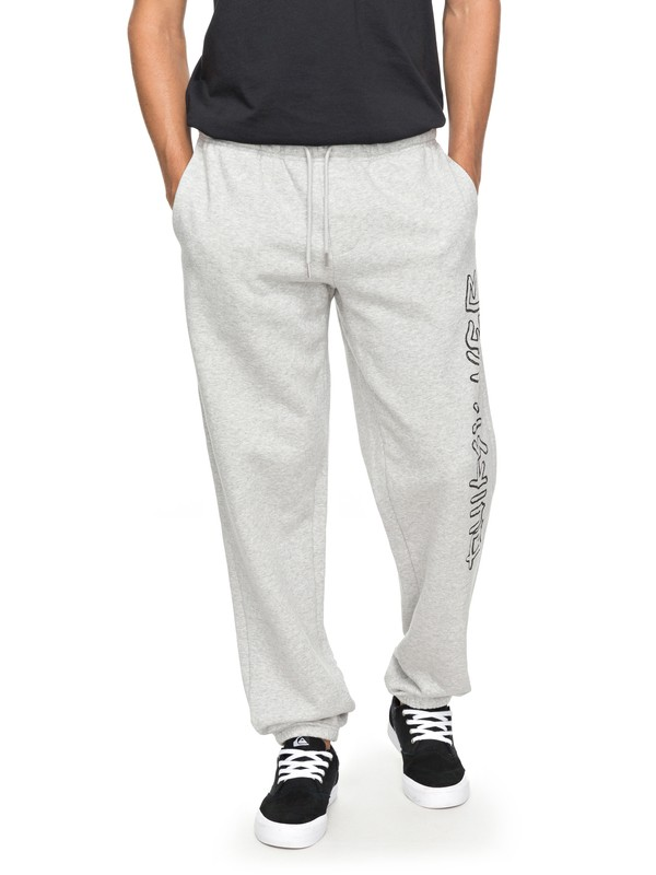 0 Спортивные штаны Quiksilver Серый EQYFB03137 Quiksilver