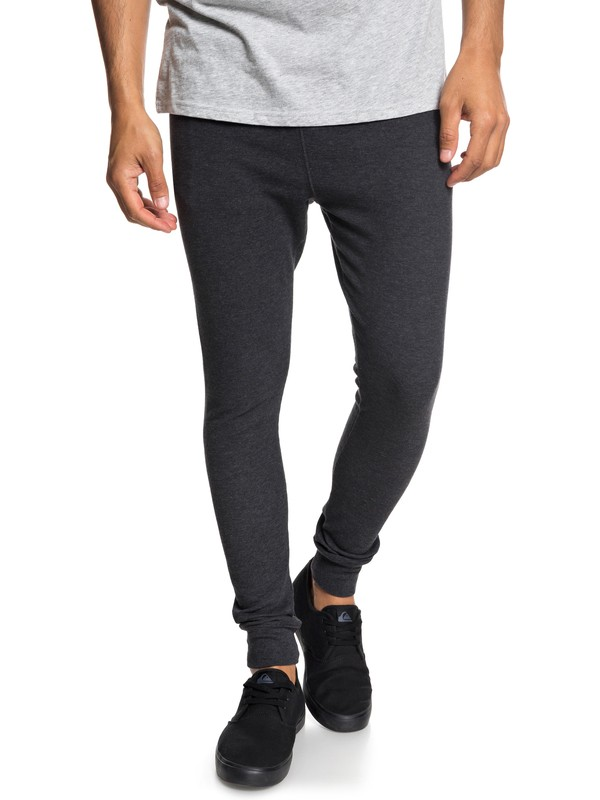 0 Packable Thermal Bottoms Black EQYFB03162 Quiksilver