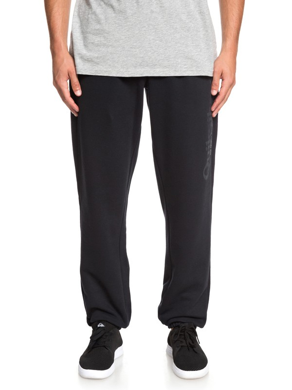 0 Спортивные штаны Quiksilver Черный EQYFB03166 Quiksilver