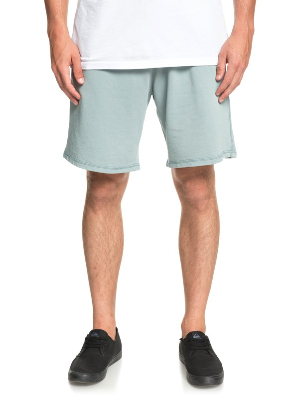 0 Voodoo Red Zone - Sweat Shorts for Men Blue EQYFB03170 Quiksilver