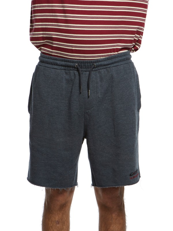 0 Originals Prescott Sweat Shorts Black EQYFB03178 Quiksilver