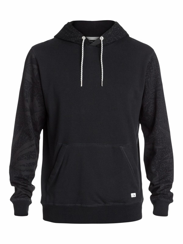 0 Ascot Pullover Hoodie  EQYFT03088 Quiksilver