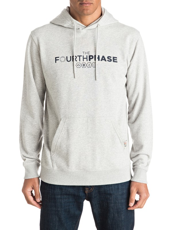 0 The Fourth Phase - Sudadera Con Capucha  EQYFT03614 Quiksilver