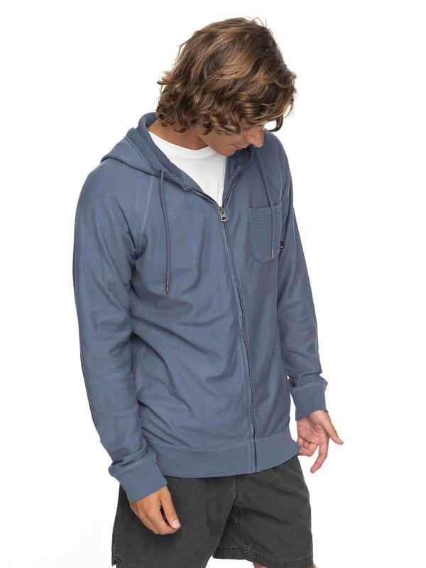 0 Baao Zip - Zip-Up Hoodie for Men Blue EQYFT03766 Quiksilver
