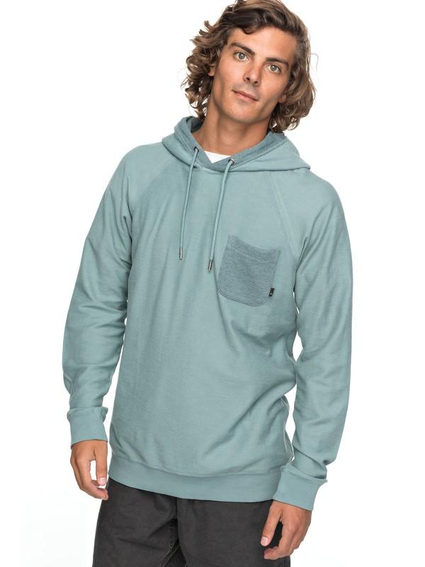 0 Baao - Hooded Sweatshirt for Men Blue EQYFT03767 Quiksilver