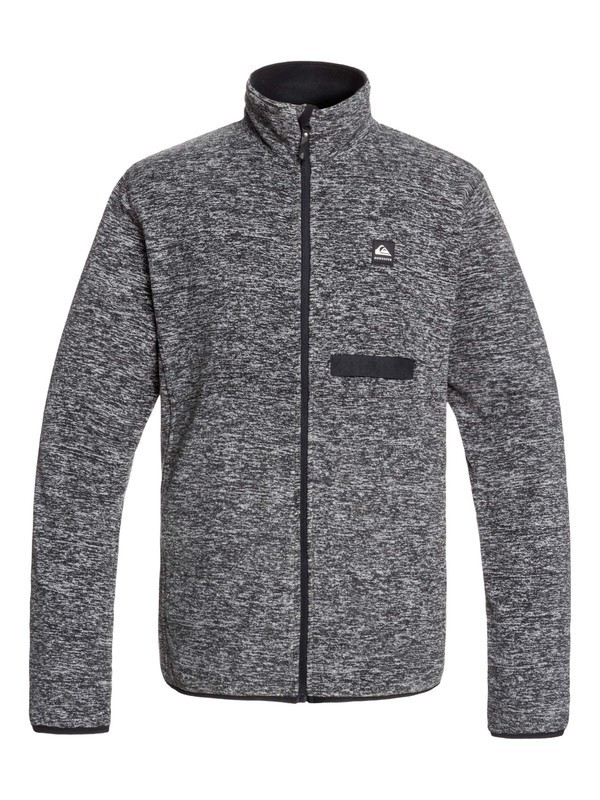Butter - Technical Zip-Up Fleece for Men  EQYFT03957