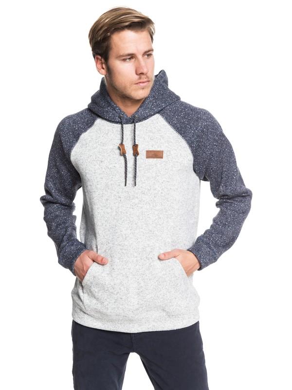 Keller Block - Fleece Lined Hoodie for Men  EQYFT04012