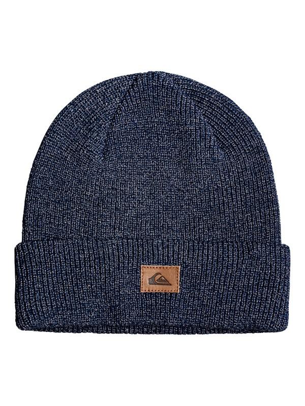 0 Performed - Bonnet pour Homme Bleu EQYHA03089 Quiksilver