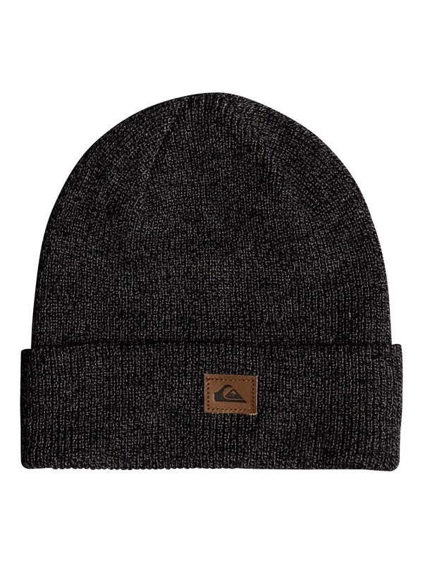 0 Performed - Bonnet pour Homme Noir EQYHA03089 Quiksilver