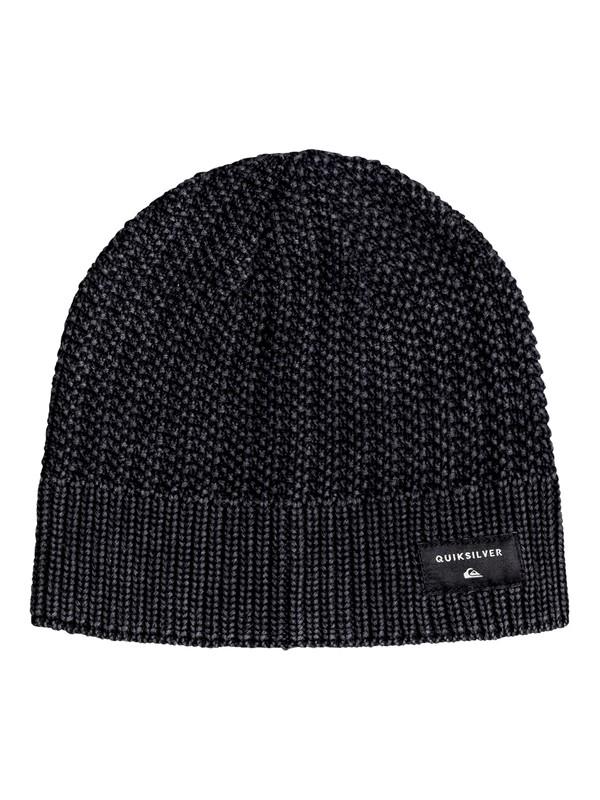 0 Cushy Bleach - Bonnet pour Homme Noir EQYHA03099 Quiksilver