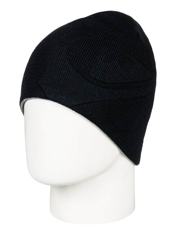 0 M&W - Beanie for Men Black EQYHA03163 Quiksilver