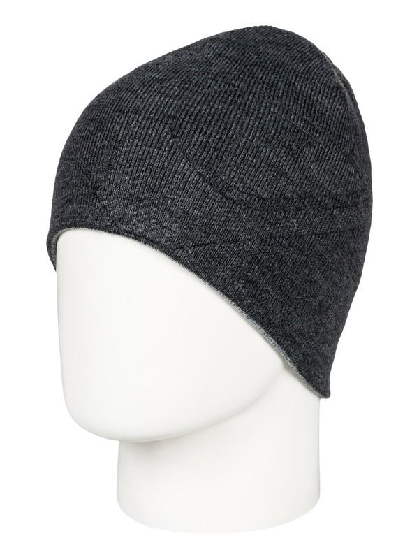 0 M&W - Bonnet pour Homme Noir EQYHA03163 Quiksilver