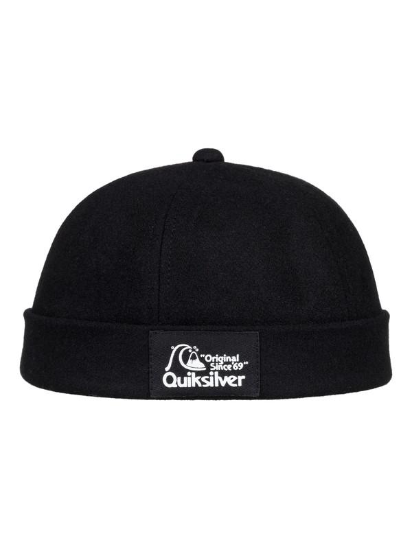 0 Original - Docker Beanie Black EQYHA03215 Quiksilver
