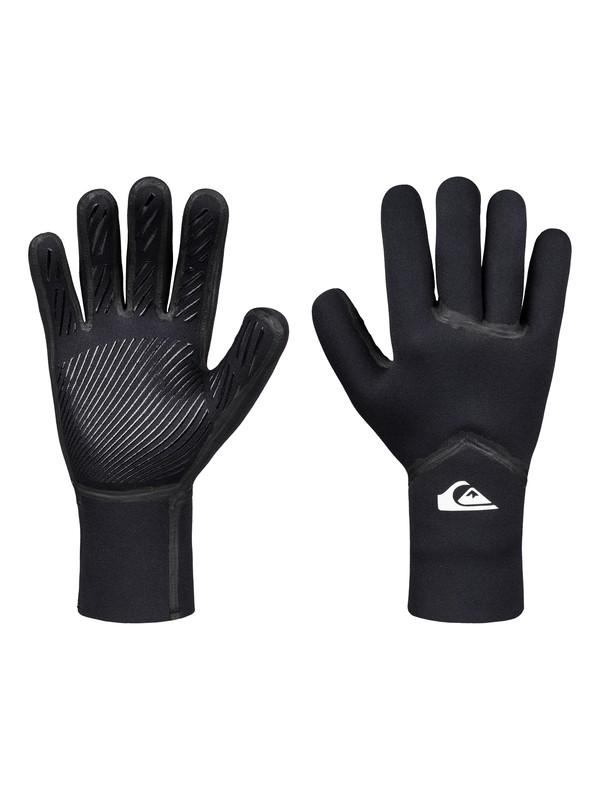 0 3mm Syncro Plus Wetsuit Gloves Black EQYHN03057 Quiksilver