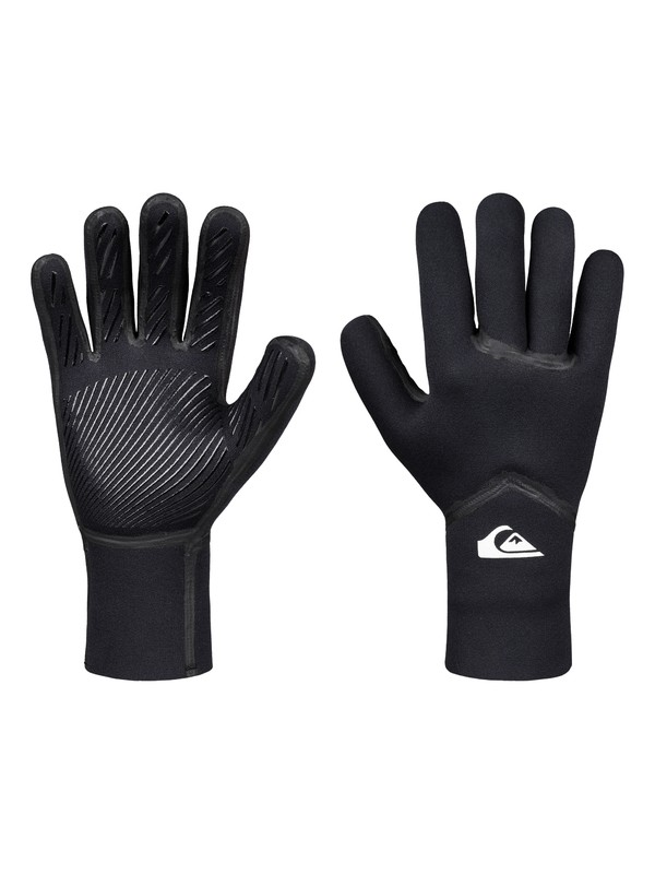 0 3mm Syncro Plus Wetsuit Gloves Black EQYHN03128 Quiksilver