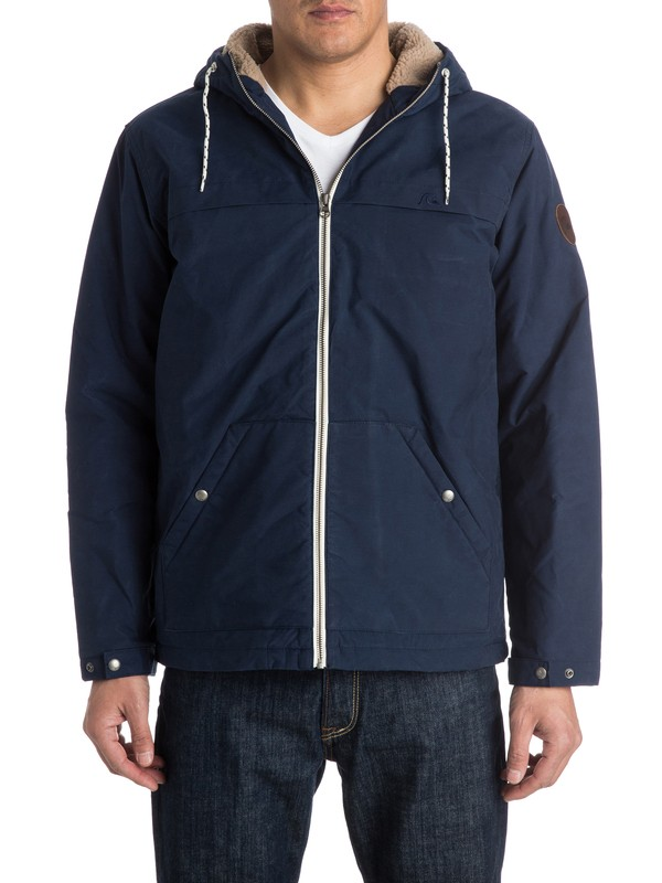 0 The Wanna Jacket  EQYJK03099 Quiksilver