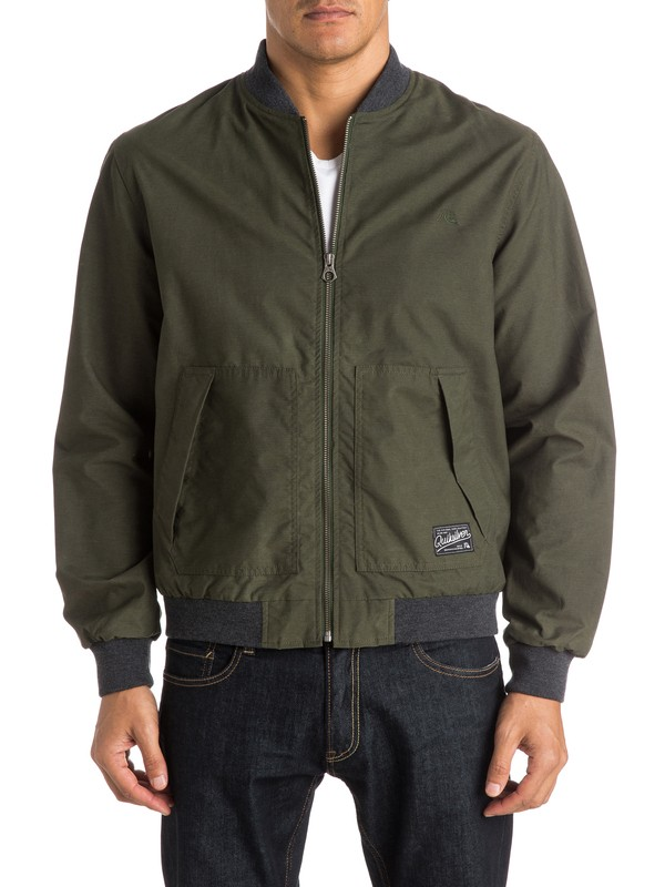 0 Dark Journeys - Chaqueta  EQYJK03173 Quiksilver