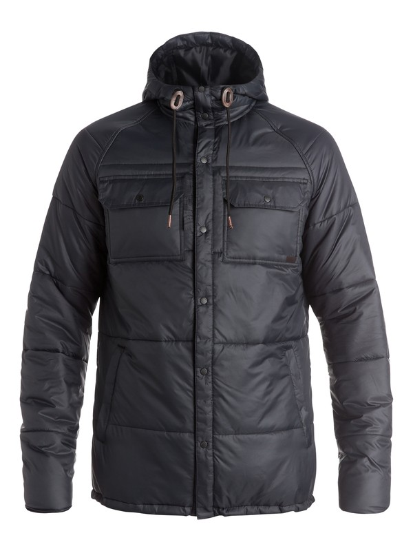 0 Mileage - Insulator Jacket  EQYJK03211 Quiksilver