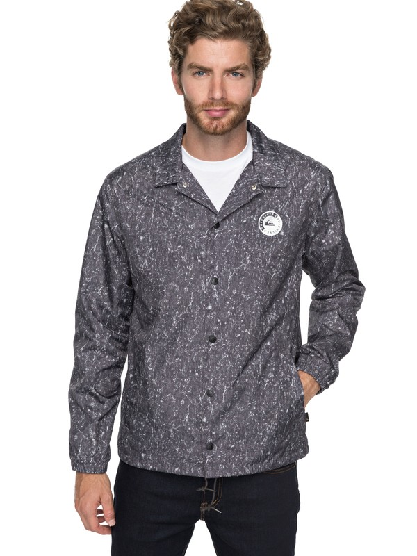 0 SURF COACH Negro EQYJK03399 Quiksilver