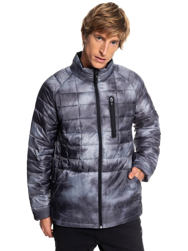 0 Release Waterproof Zip-Up Jacket  EQYJK03400 Quiksilver
