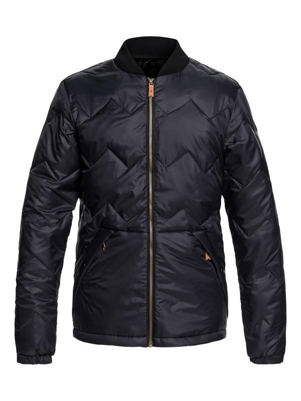 0 Cruiser Water Resistant Insulator Jacket Black EQYJK03402 Quiksilver
