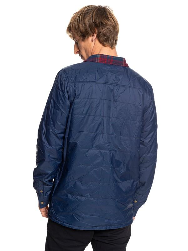Wildard Plaid - Waterproof Over Shirt for Men  EQYJK03416