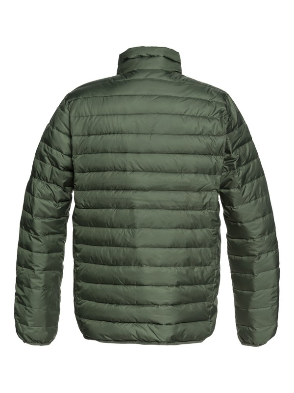 Scaly - Water-Resistant Puffer Jacket for Men  EQYJK03419