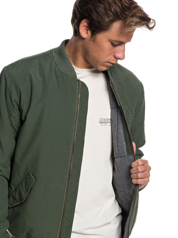 Hakata Bay - Bomber Jacket for Men  EQYJK03433