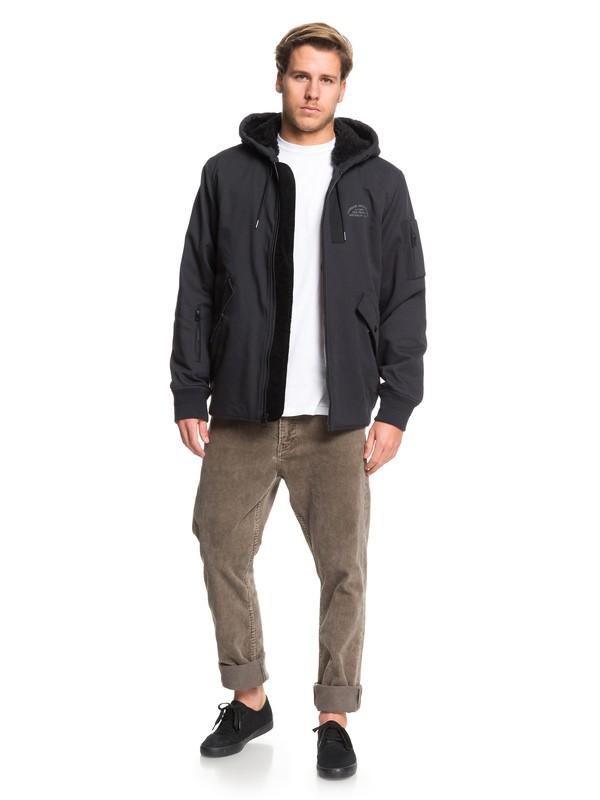 Hana Go - Water Resistant Hooded Jacket  EQYJK03436