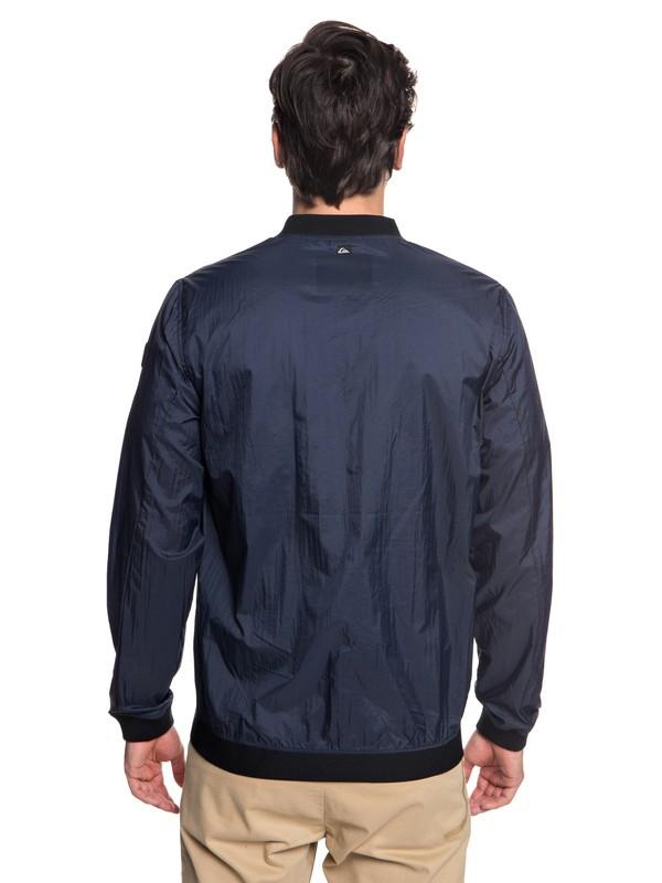 Qpak - Packable Waterproof Bomber Jacket for Men  EQYJK03441