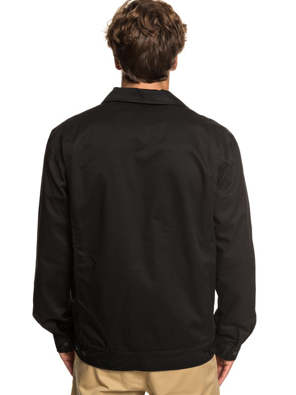 Twice Wilted - Shirt Jacket for Men  EQYJK03464