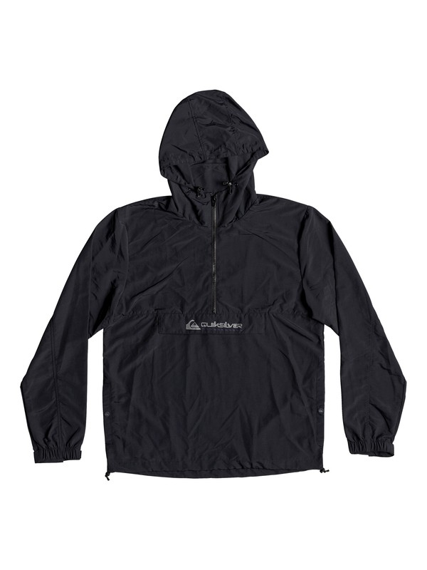 0 Анорак The St Comp Черный EQYJK03485 Quiksilver