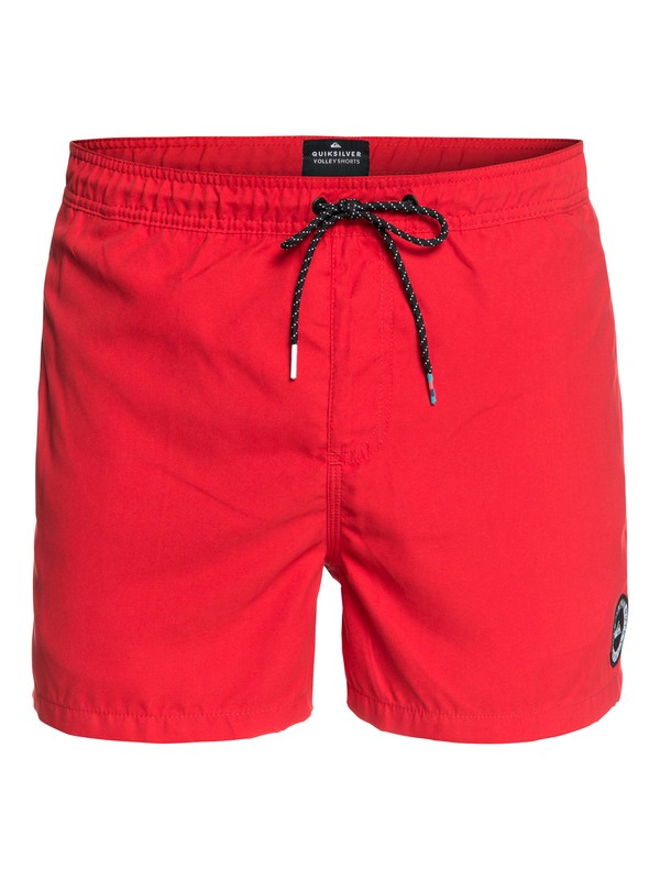 "0 Everyday 15"" - Swim Shorts for Men Red EQYJV03318 Quiksilver"