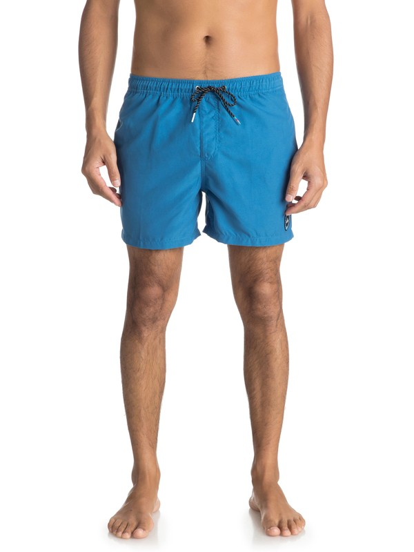 "0 Everyday 15"" Swim Shorts Blue EQYJV03318 Quiksilver"