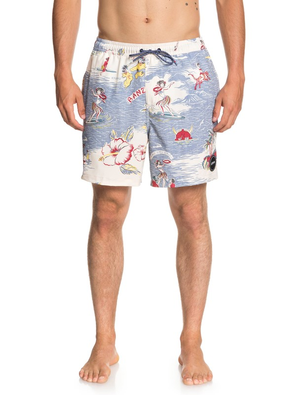 "0 Variable 17"" - Swim Shorts for Men  EQYJV03358 Quiksilver"
