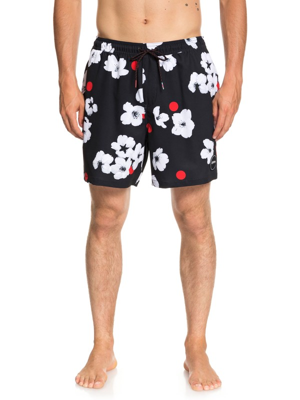 "0 Variable 17"" - Swim Shorts for Men Black EQYJV03358 Quiksilver"