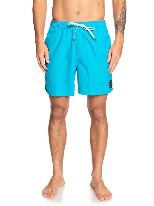 """0 Shorts para Nadar - Everyday de 17"""" Azul EQYJV03406 Quiksilver"""