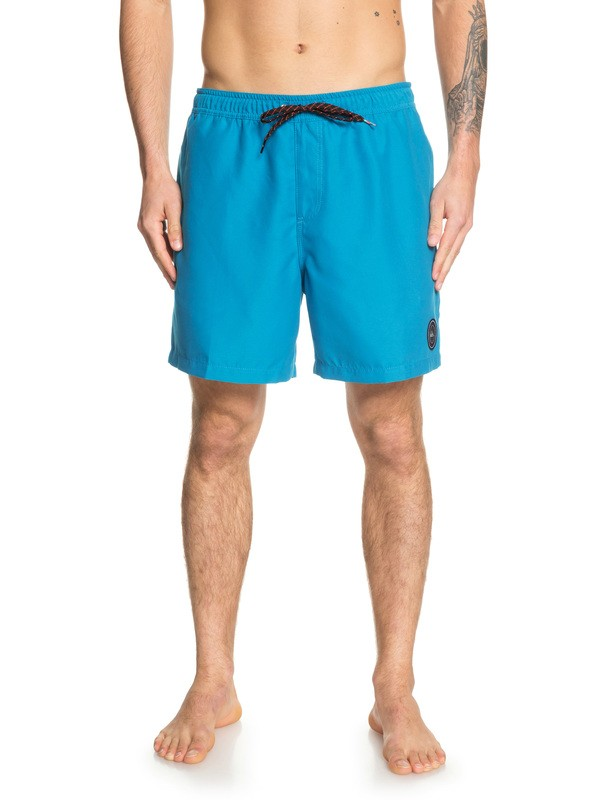 "0 Shorts para Nadar - Everyday de 17"" Azul EQYJV03406 Quiksilver"