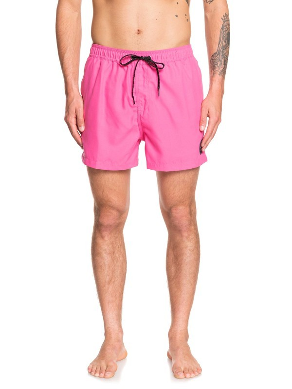 "0 Shorts para Nadar - Everyday de 17"" Rosa EQYJV03406 Quiksilver"