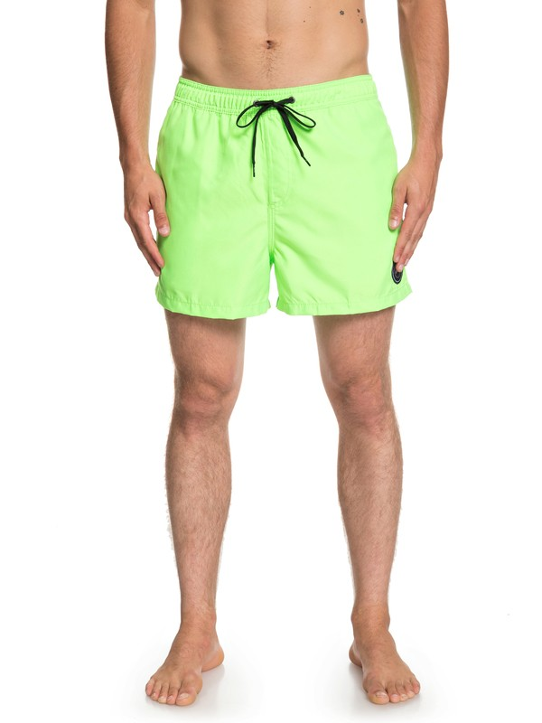 "0 Everyday 15"" - Swim Shorts Green EQYJV03407 Quiksilver"