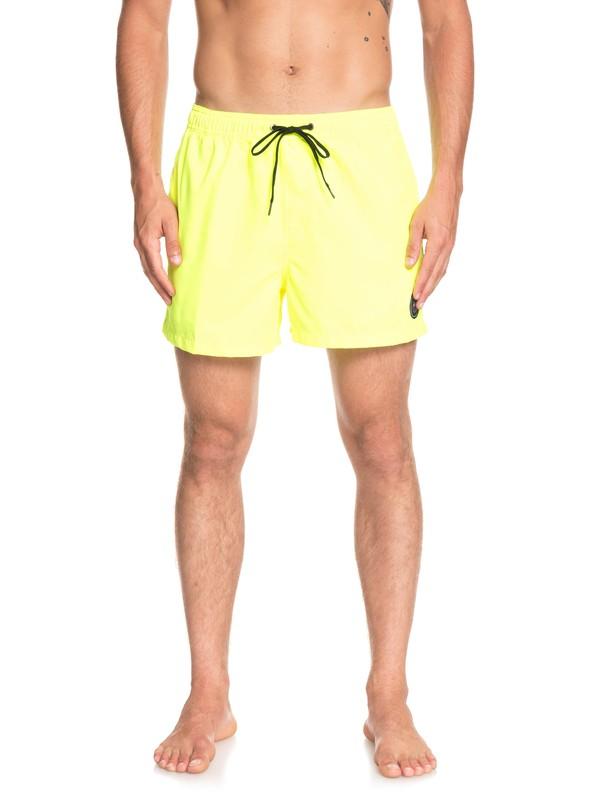 "0 Everyday 15"" - Swim Shorts Yellow EQYJV03407 Quiksilver"