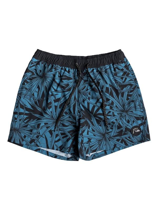 "0 Pandana Stretch 16"" Swim Shorts Blue EQYJV03408 Quiksilver"