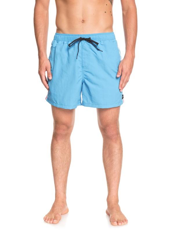 "0 Vibes 16"" - Swim Shorts Blue EQYJV03411 Quiksilver"