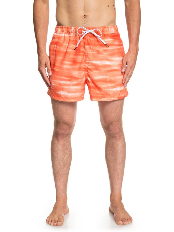 "0 Acid 15"" - Swim Shorts for Men Orange EQYJV03418 Quiksilver"