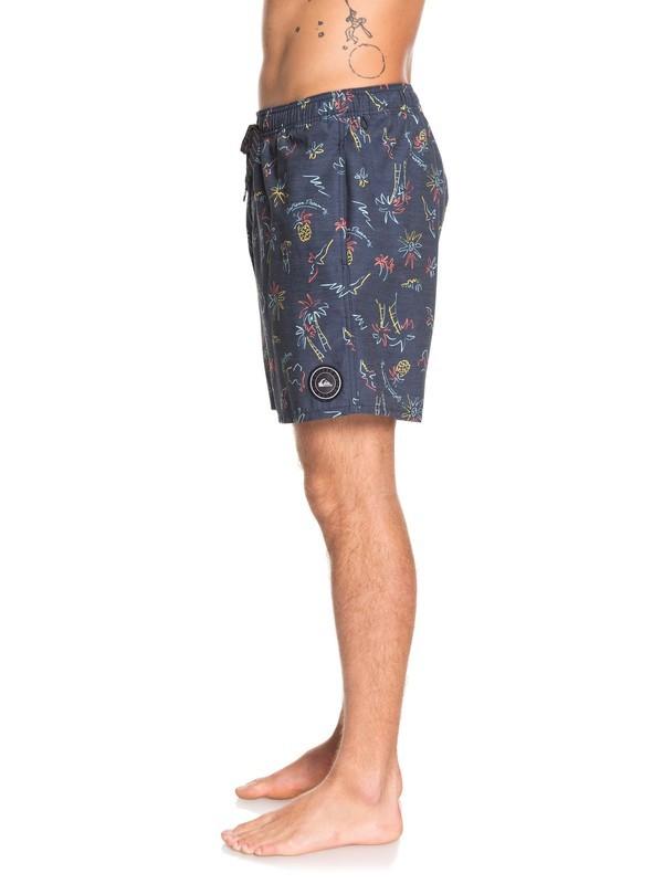 "Southern Dream 17"" - Swim Shorts for Men  EQYJV03488"
