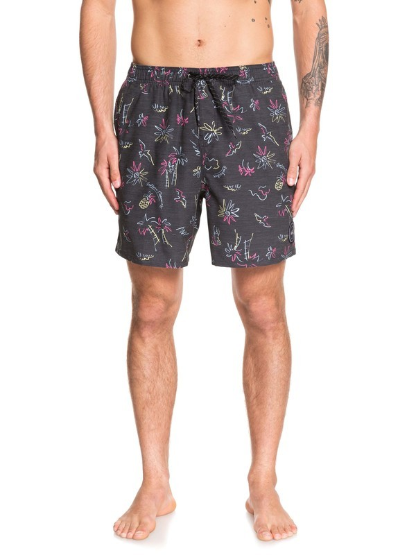 "Southern Dream 17"" - Swim Shorts for Men  EQYJV03488"
